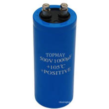 250V 10000UF Screw Terminal Electrolytic Capacitor Topmay Capacitor